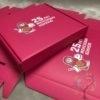 Коробка самосборная из бело-бурого МГК